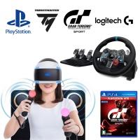PS4 그란투리스모 스포트 + 로지텍 G29 + 사운드4D
