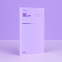 [컬러칩] 태스크 매니저 31DAYS - 바이올렛 모트모트