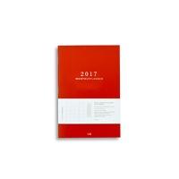 미니 먼슬리 플래너 2017_Mini Monthly Planner 2017