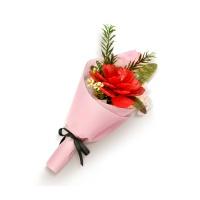 아토제이드 천연옥화 카네이션 미니 꽃다발 FLS01C