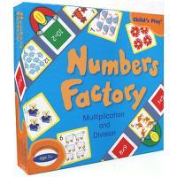 숫자 공장 Number Factory /보드게임