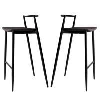 curve bar chair 1+1