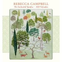 2020 캘린더 Rebecca Campbell: The Enchanted Garden