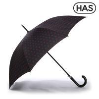 [헤즈]남성 가죽핸들 자동 장우산 HS1AL860(MARINE)