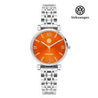 [폭스바겐] 커플메탈시계 여성용 VW-ArteonL-OR32