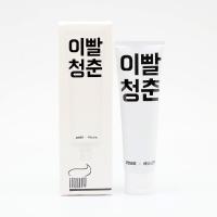 [배달의민족] 이빨청춘 치약 120g
