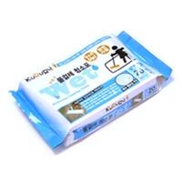 쿠루르 물걸레(습식)청소포180매+정전기청소포 30매