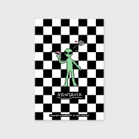 [어프어프] 엽서 Alien kantavia