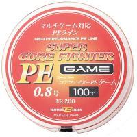일본 4합사 슈퍼코어 낚싯줄 PE GAME 100미터