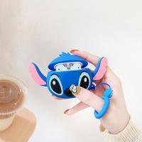 에어팟프로케이스 캐릭터 3세대 실리콘 376 블루 pro
