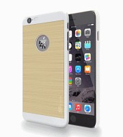 iPhone 6 plus ALU white gold