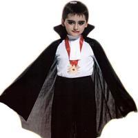 할로윈 뱀파이어 의상세트 (아동용)