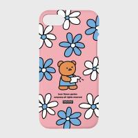 Bear flower garden-pink(color jelly)