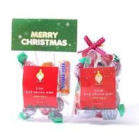 밀키크리스마스 선물포장 24개셋트(봉투)
