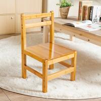 미니멀 원목 직사각 의자1P