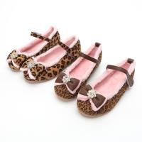 마미 호피털 160-210 유아 아동 여아용 구두 신발