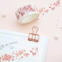 [인디고샵] 청순한 벚꽃 마스킹 테이프