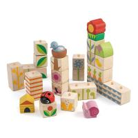 [무료배송][텐더리프]아장아장 정원가꾸기 쌓기 블록
