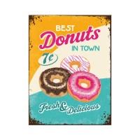 노스텔직아트[14338] Donuts
