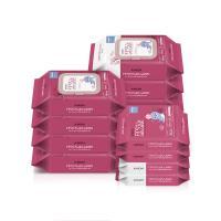 [케이맘] 처음 물티슈 약속 캡8팩 + 휴대 서서라벨 4팩
