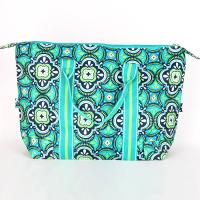 [ALL FOR COLOR]TRAVEL TOTE - PACIFIC SPLASH