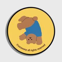 Rolling bear-yellow(스마트톡)
