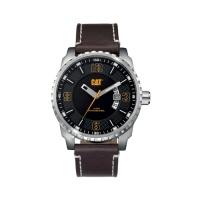 [정품]캐터필라 CAT시계 가죽 손목시계 AC.141.35.121