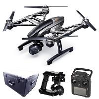 [헬셀] Q500 4K 알루미늄패키지 안정적인 헬리캠 별도의 스마트폰이나 태블릿 없이 조종기에 디스플레이가 탑재되어 완벽한 Q500 4K 알루미늄패키지