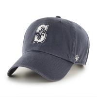 47브랜드 MLB모자 시애틀 매리너스 네이비 빈티지 (한정모델)