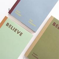 Believe - Study Planner