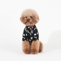 스니프 하와이안 셔츠 (블랙)