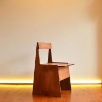 [리우목공방] SAN 의자