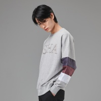 Joseon SweatShirts Gray