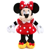 디즈니 뉴 미니마우스 인형-레드(35cm)