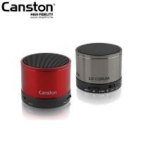 캔스톤 휴대용 블루투스 스피커 LX-10 DRUM (마이크내장 / 통화 + 음악 / FM라디오 / MicroSD 카드 입력단자 / AUX단자 / 충전)