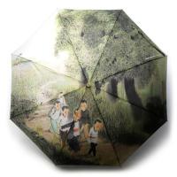 [헤즈]ART 3단 자동 우산 HS3ART858(향기로운추억)