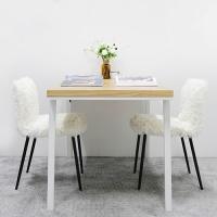 polar bear chair