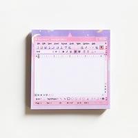 MPR 메모지 word pink memo pad_S