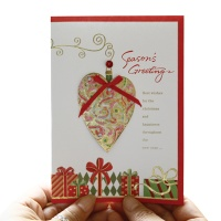 Christmas시즌카드 (FS1591-2)