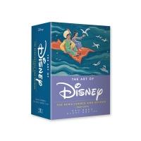 디즈니 르네상스 포스트카드 컬렉션 100