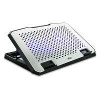 레토 노트북거치대 듀얼쿨러 받침대 LCS-A01