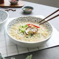 일본식기 쿠모 면기