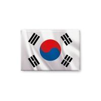 한국 여행마그넷 기념품 태극기_인테리어자석