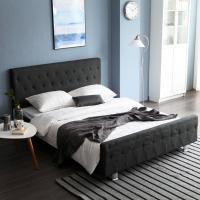 [보루네오 하우스] 아르메 비트윈 패브릭 침대 SS_밸런스 독립라텍스매트