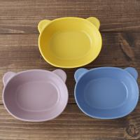 파스텔 실리콘 간식그릇- 3color