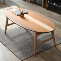 원목 라운드 테이블 TR100