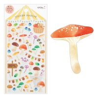 Sticker Marche - Mushroom