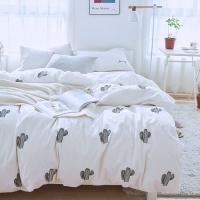 [클라모프] 선인장 침대커버 세트