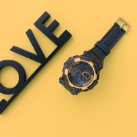 포포팬시 젠틀 디지털 손목시계