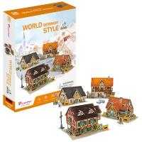 [3D퍼즐마을][W3189h] 월드스타일 독일 (World Style Germany)
